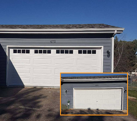 Reliable garage door repair in Huntley, IL